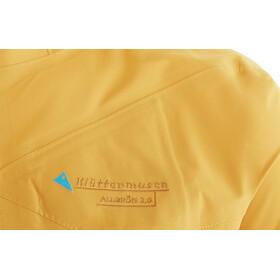 Klättermusen M's Allgrön 2.0 Jacket Honey